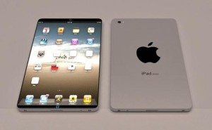 Apple iPad mini koncept