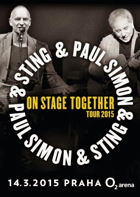 Paul Simon & Sting On Stage Together 2014 (450 x 634)