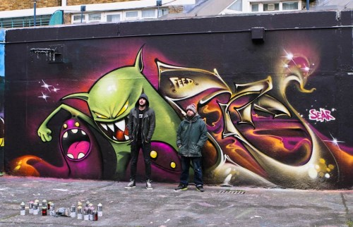 FEED ME grafiti (500 x 322)