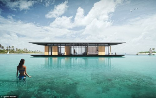 Mobile Floating House_2