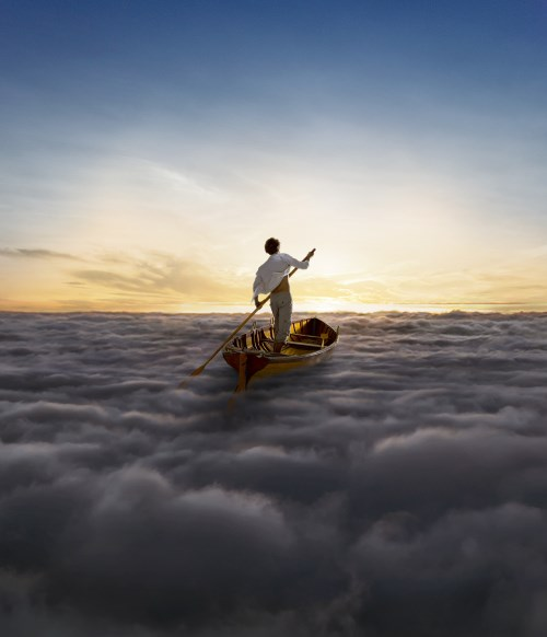 The Endless River_obal_CD