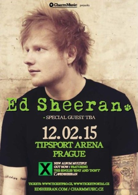 Ed Sheeran Tipsport arena (450 x 633)