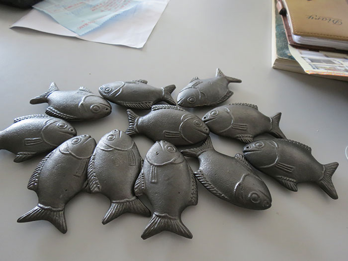 Lucky Iron Fish od Dr. Charlese_7