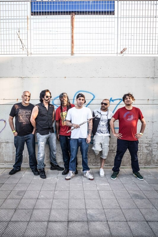 Asian Dub Foundation, foto: Umberto Lopez