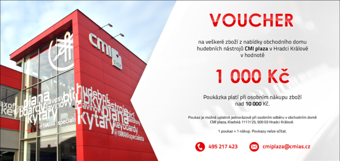 Voucher do CMI plaza