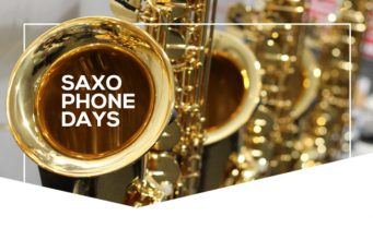 Saxophone Days v CMI plaza
