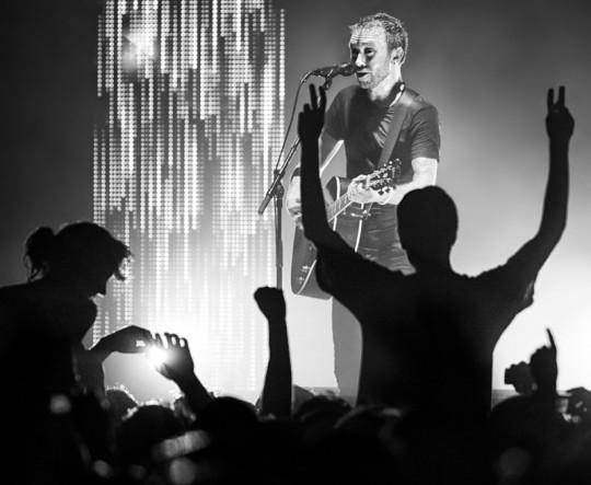 Rise Against (foto: Angelika Špicarová)