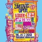 Žákovic Open 2013