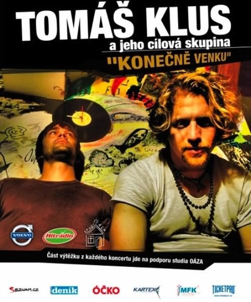 Tomáš Klus_koncerty_2013