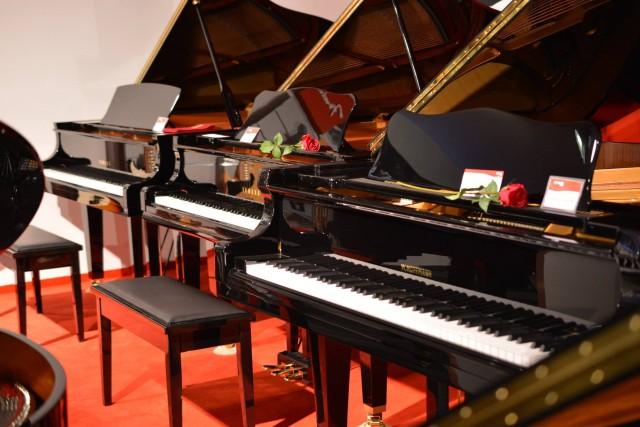 Akustické klavíry