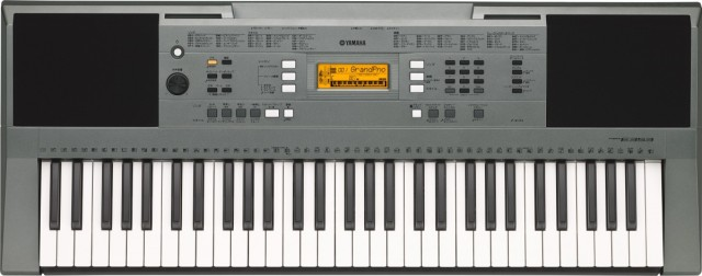 Klávesy Yamaha PSR E353