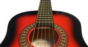 Dětské kytary Pecka