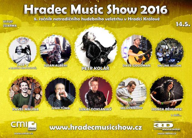 Hradec Music Show 2016