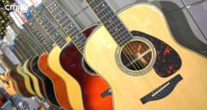 Kytary Yamaha v CMI plaza