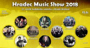 Hradec Music Show 2018