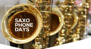 Saxophone Days v CMI plaza