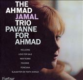 Pavanne for Ahmad