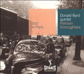 Jazz in Paris: Donald Byrd Quintet Parisian Thoroughfare