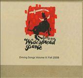 Driving Songs, Vol. 5: Fall 2008