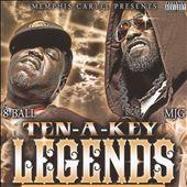 Ten-A-Key Legends