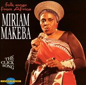 Folk Songs from Africa