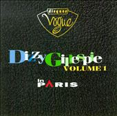 Dizzy Gillespie in Paris, Vol. 1
