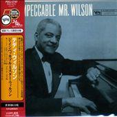 The Impeccable Mr. Wilson