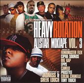 Heavy Rotation: All Star Mixtape, Vol. 3