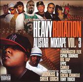 Heavy Rotation: All Star Mixtape, Vol. 3