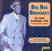 On Tour in Britain, 1952: Live in England and Scotland