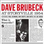 Dave Brubeck at Storyville: 1954