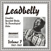 Complete Recorded Works, Vol. 7 (1947-1949)