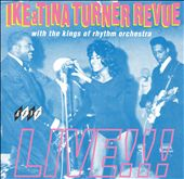 The Ike & Tina Turner Revue Live