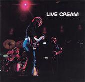 Live Cream, Vol. 1