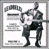 Complete Recorded Works, Vol. 3 (1943-1944)