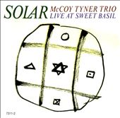 Solar: McCoy Tyner Trio Live at Sweet Basil