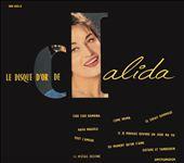 Les Disque d'Or de Dalida