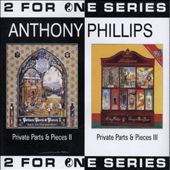 Private Parts and Pieces, Vol. 2 and 3