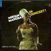 Miriam Makeba in Concert!