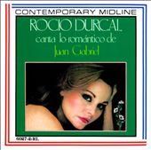 Canta Lo Romantico de Juan Gabriel