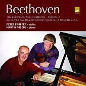 Beethoven: Complete Violin Sonatas, Vol. 2