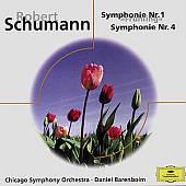 Schumann: Sinfonien Nr. 1 & Nr. 4