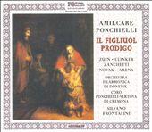 Amilcare Ponchielli: Il Figliuol Prodigo