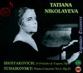 Shostakovich: 24 Preludes & Fugues, Op. 87, Tchaikovsky: Piano Concerto No. 1, Op. 23