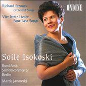 Richard Strauss: Orchestral Songs, Vier letzte Lieder
