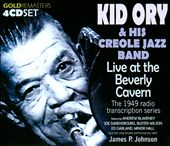 Live at the Beverly Cavern 1949 Radio Transcription