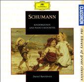 Schumann: Kinderszenen and Piano Favourites