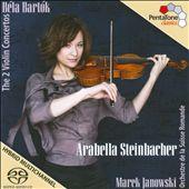 Bartók: The 2 Violin Concertos