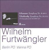 Schumann: Symphony No. 4, Tchaikovsky: Symphony No. 4