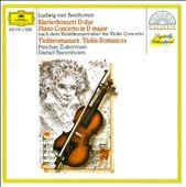 Beethoven: Piano Concerto in D major, Violin Romances